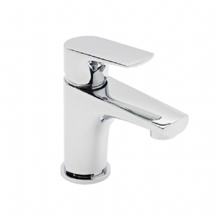 Tavistock - Strike Mini Basin Mixer with Click Waste (TSE61)